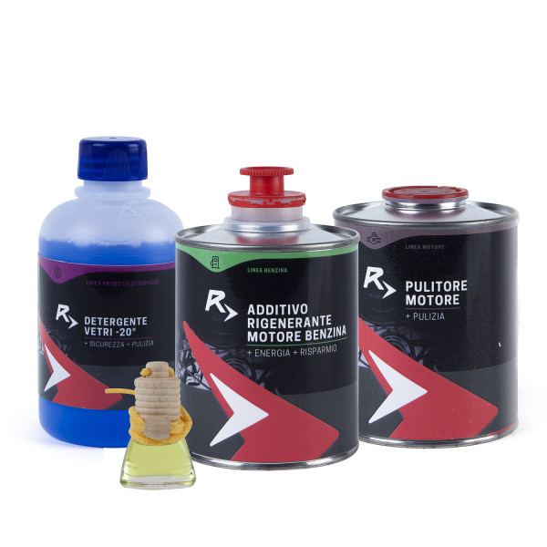 Kit Additivi Rigeneranti Benzina