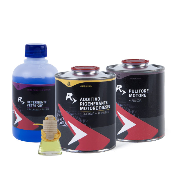 Kit Additivi Rigeneranti Diesel